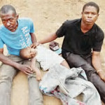 NSCDC Operatives Nab 2 Suspects with Corpse of 36 Months Old Child in Aba