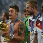 Ozil Donates World Cup Allowance To enable 23 Kids Have Surgery in Brazil