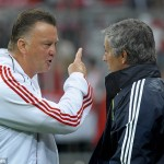 I Won't Argue With Mourinho- Van Gaal