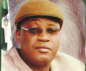 Impeached former Deputy Speaker, Festus Ebea