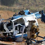 Pilot of Crashed Military Helicopter Survives