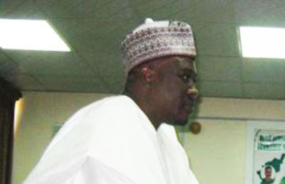 Adamawa Acting governor Umaru Fintiri