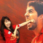 Chinese Stores Hit Fortunes on Suarez 'Bite' Openers