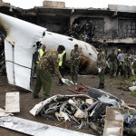 Kenya Cargo Plane Crashes, 4 on Board Killed