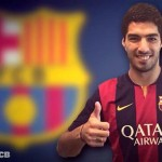 Suarez Joins Barcelona For £75 million