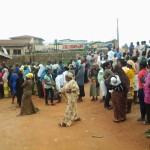 Photo News: Osun Governorship Election in Picture (August 9, 2014)