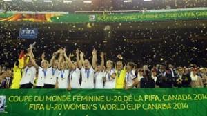 Germany Beat Nigeria to Win FIFA U-20 Women's World Cup