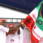 RALLY, GOODLUCK, MUAZU, OMISORE AND RUNNING MATE