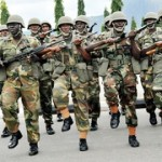 Soldiers, Policemen Engage In Gun Battle Over Camouflage Uniform