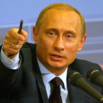 Putin Takes New Oath of Office