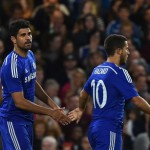 Eden Hazard Accuses ChelseaTeam Mate, Diego Costa of Lying About His Age