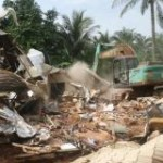 Anambra Police Demolish Kidnappers Horror Buildings, Parade Fake Priest, Others