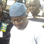 Aregbesola, Omisore Vote As Voting commences In Osun Guber Election