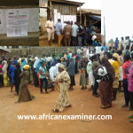 Voters Turnout Enmass For Accreditation In Osun Guber Poll