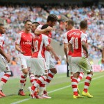 Arsenal Beat Man City to Lift Community Shield