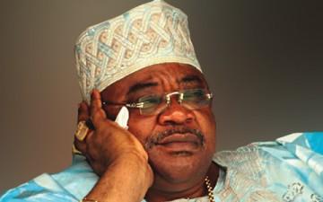 Former Oyo state governor, Chief Alao Akala