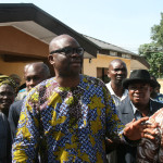 Rampaging Staff Deny Fayose's  Passage to Enter FETHI