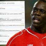 "Racial Abuse: United Fans Call Balotelli ""Monkey"", Tell Him To ""Go Get Ebola"""