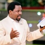 Nigerians Shouldn't Ignore Their Own Prophet T B Joshua