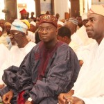 Eid-El-Kabir: Fashola, Lagos Muslims Observe Prayer