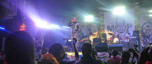 Performance at the 2014 Felabration