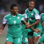 E'Guinea Hold Super Falcons To 1-1 Draw In Abuja