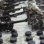 Police In Anambra Burst Uncompleted Building Where Arms, Ammunition Are Stashed