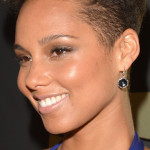 Alicia Key Joins #BringBackOurGirls in New York