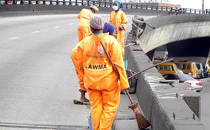Lagos Street Sweepers