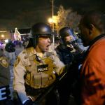 Protests Ravage Ferguson As Grand Jury Fails To Indict White Cop In Fatal Killing of Black Teen