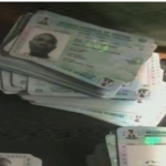 Man Held For Fraudulently Mopping Up Temporary Voters' Card In Lagos