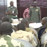Mutiny: 54 Nigerian Soldiers To Die By Firing Squad