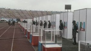 All set for APC convention venue