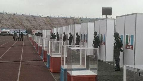 All set for APC convention venue