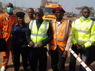 NEMA officials