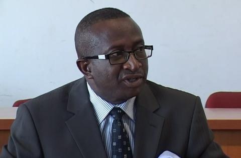 Senate Leader, Sen. Victor Ndoma-Egba