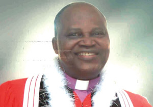 Primate Theophilus Olabayo of the Evangelical Church of Yahweh