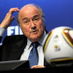 FIFA Presidency: Louis Figo Steps Down For Blatter