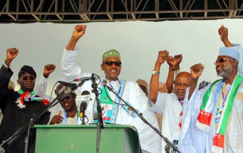 Buhari pledges new Nigeria