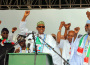 Buhari pledges new Nigeria