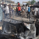 Another Female Suicide Bomber Storms Maiduguri Market, Killing Many