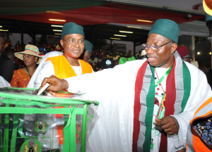 PDP Presidential Primary Election In Abuja On Wednesday, 12/10/2014