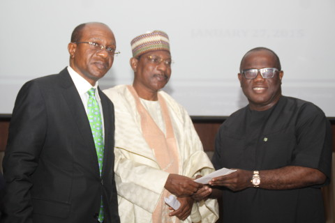 Emefiele, AMCON Chairman and Sekibo