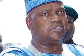 former Governor of Gombe state, Mr. Danjuma Goje
