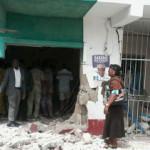 Explosion Rocks APC Secretariat In Okrika LGA In Rivers