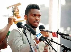 Yobo campaigns for Jonathan