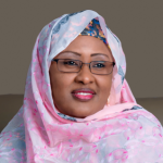 First Lady Mrs Jonathan Congratulates Incoming First Lady Hajia Buhari