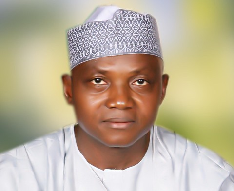 Director of Media and Publicity of the APC Presidential Campaign Organization, Shehu Garba
