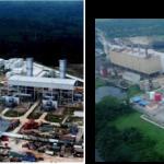 Figure 1 - Omotosho 450MW Power Station Figure 2 - Sapele 450MW Power Station