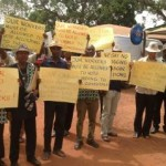 S/East, S/South Workers Protest Plot To Disenfranchise Their Delegates From NLC Election